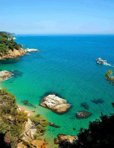 plage Cala Sa Boadella